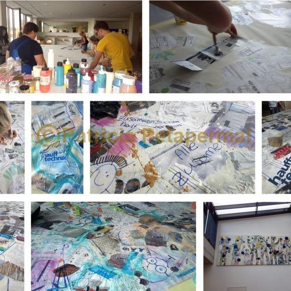 "Kreativ-Workshop ""Kunst im Foyer"""