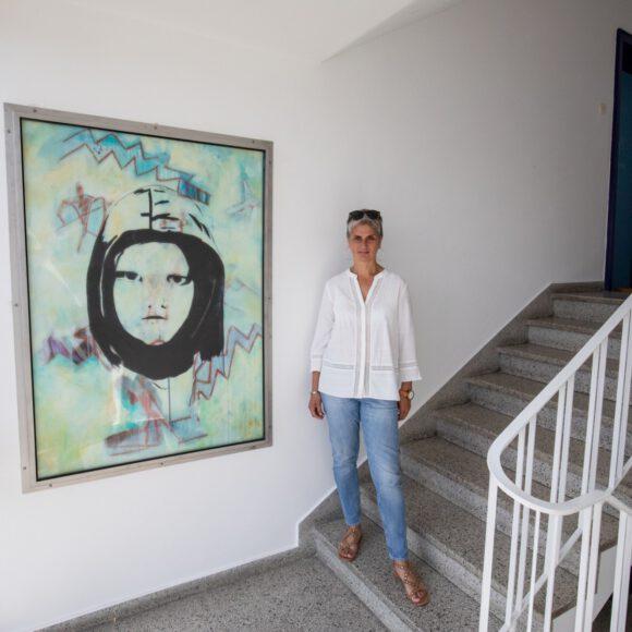 Kunst Im Treppenhaus